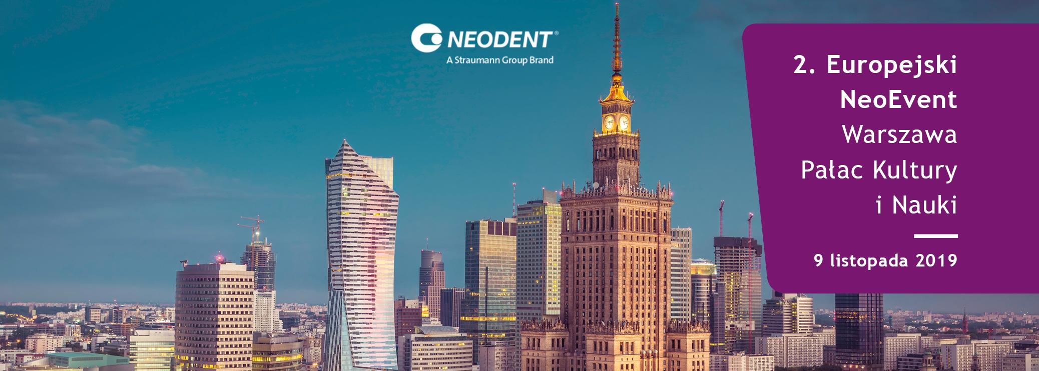 2. Europejski NeoEvent Warszawa