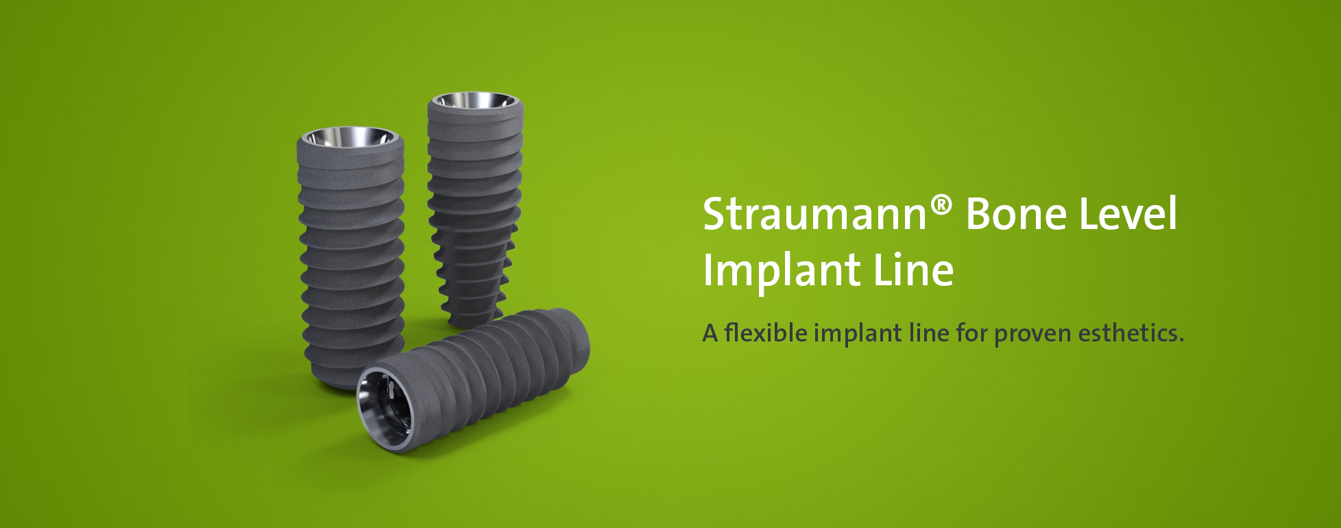 Straumann Bone Level Implant Line