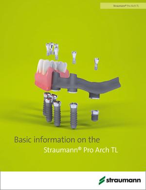 Straumann Pro Arch Tissue Level