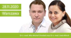 Kurs Straumann – Dr n. med. Liwia Minch i Dr n. med. MSc Michał Chrobak – 28.11.2020 - Warszawa