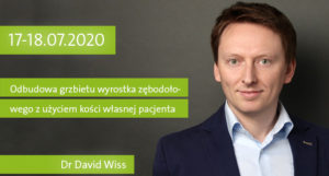 Straumann Kurs Dr David Wiss – 17.18.07.2020