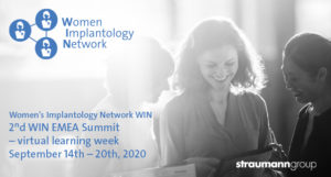 Women's Implantology Network WIN – Straumann Group